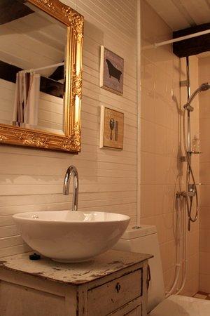 Ontika Manor Guesthouse: En-suite shower