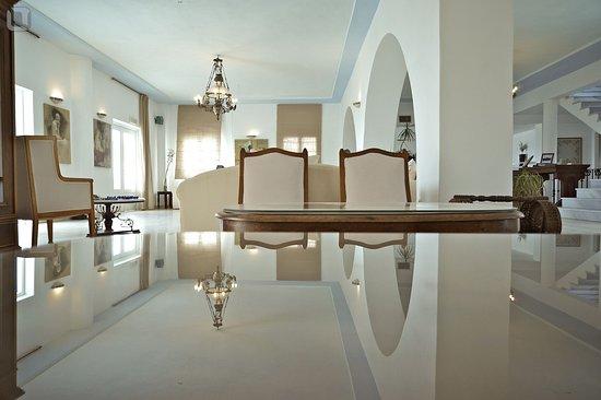 Paros Agnanti Resort: Lobby