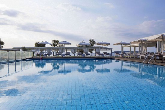 Kassandra Bay Resort & SPA: Pool view
