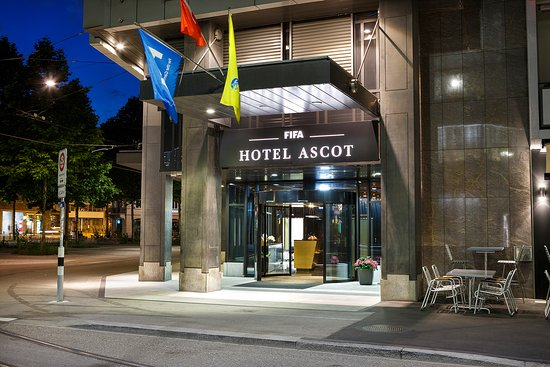 Photo of Hotel Ascot Zürich