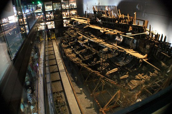 ‪The Mary Rose Museum, Portsmouth Historic Dockyard‬