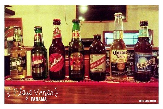 Playa Venao, Panamá: Pizzeria Gavilan - Julho 2016