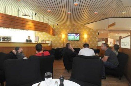 Kista, İsveç: Restaurang