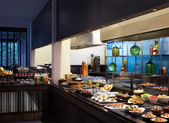 Jetwing Blue Buffet At The Kitchen