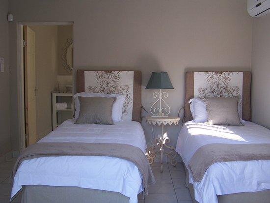 Westville, Sydafrika: Twin room