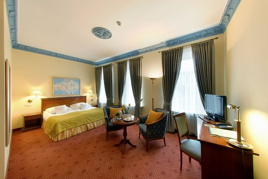 Grotthuss Hotel: Business Double Room