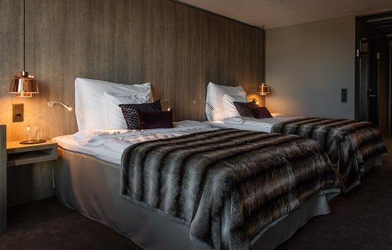 Pitea, Szwecja: Deluxerum på KUST Hotell & Spa
