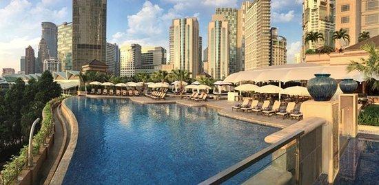Mandarin Oriental, Kuala Lumpur: Swimming Pool