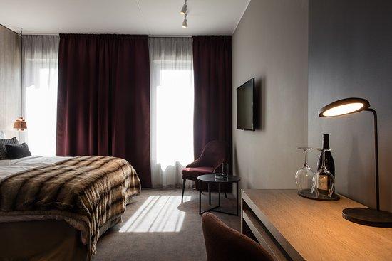 Pitea, Szwecja: Dubbelrum på KUST Hotell & Spa