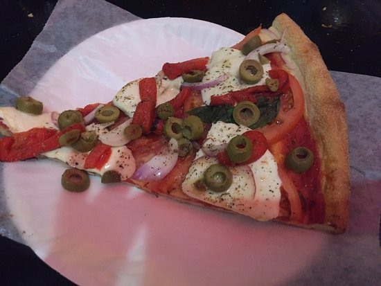Photo of Italian Restaurant Brick 3 Pizza at 1107 N Old World 3rd St, Milwaukee, WI 53203, United States