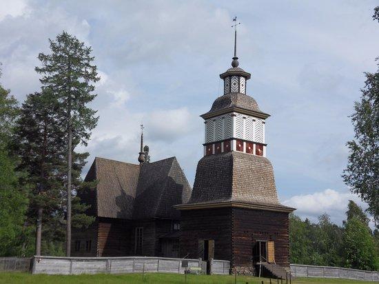 Eglise de Petajavesi