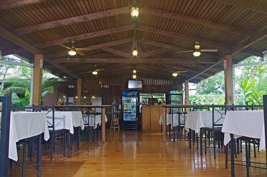 Hotel Robledal: Restaurant