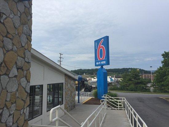 Altoona, Pensilvania: En direction de la réception