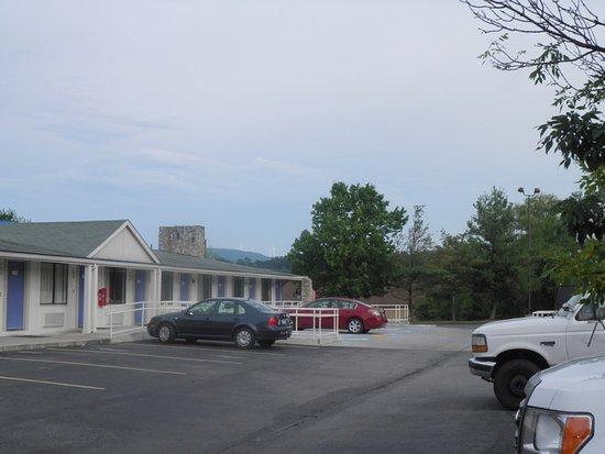 Altoona, Pensilvania: Vue sur un des bâtiments