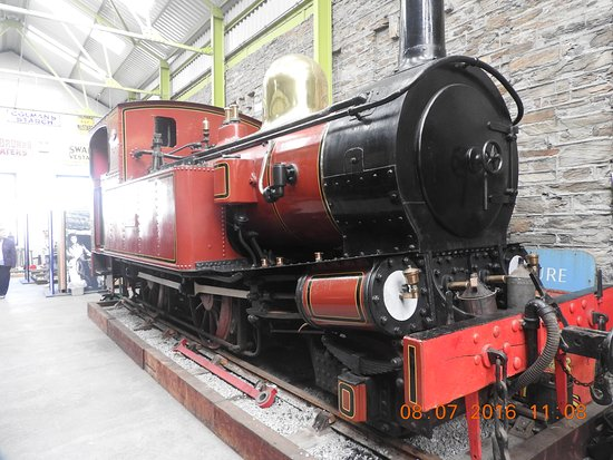 Douglas, UK: Railway Museum Port Erin