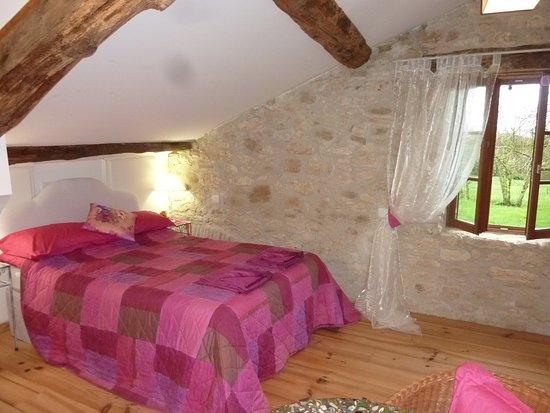 Castelnau-de-Montmiral, Frankrijk: Topaze Rose