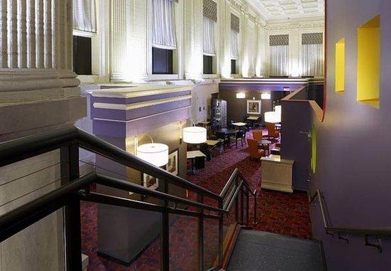 Residence Inn Columbus Downtown: Mezzanine