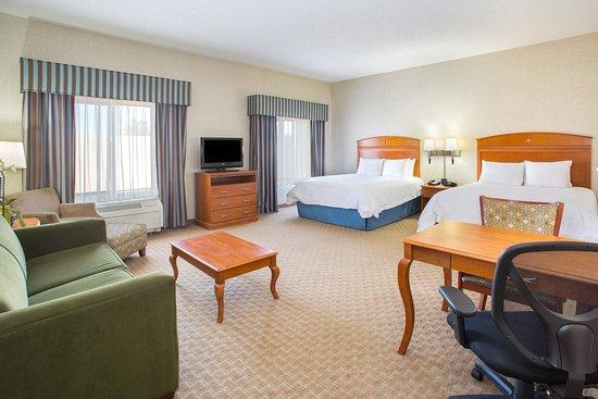 Hampton Inn Santa Rosa: Santa Rosa Suite