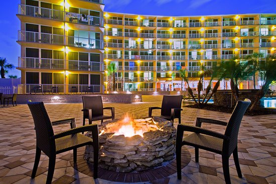 Holiday Inn Resort Daytona Beach Oceanfront: Exterior Feature