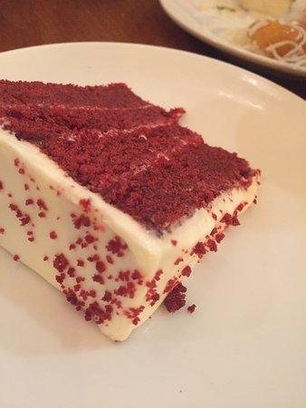 Admirable Red Velvet Cake Picture Of California Pizza Kitchen Dubai Download Free Architecture Designs Sospemadebymaigaardcom