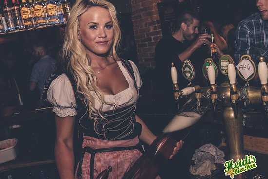 Thisted, Danemark : Heidi's Bier Bar