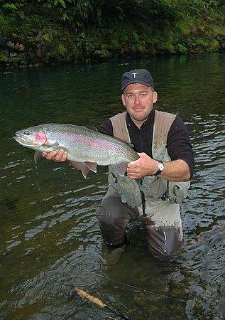 Turangi, Nueva Zelanda: World Class Flyfishing