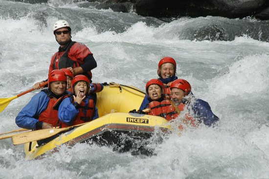 Turangi, Nova Zelândia: Tongariro River  Whitewater Rafting
