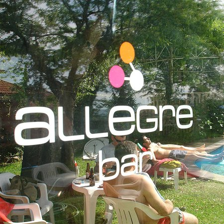 Alegre Hotel: Bar/Lounge