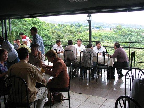 Hotel Monte Campana: Bar Restaurant