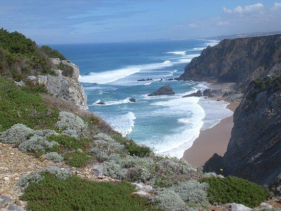 Quinta Colina Flora: Adraga Beach