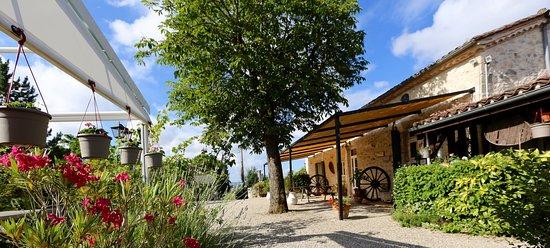 Pailloles, Франция: EXTERIEURS LA FERME COUDERC