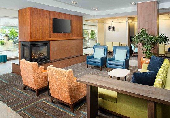 Residence Inn Seattle Bellevue/Downtown: Lobby