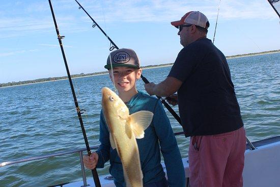 Fernandina Beach, FL: a few of our catch