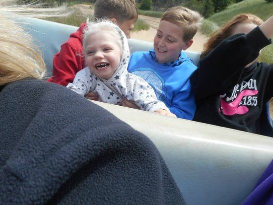 Saugatuck, Μίσιγκαν: Awesome ride, ages 3, 8, 9, 10