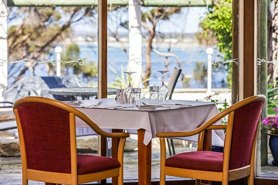 Mercure Kangaroo Island Lodge: Restaurant