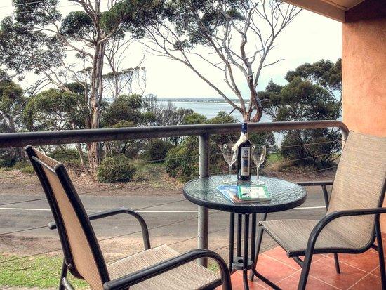 American River, Australie : Guest Room