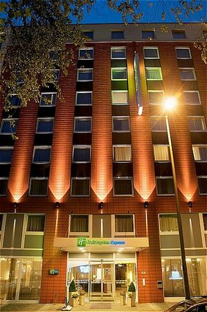 ‪Holiday Inn Express Berlin City Centre-West‬