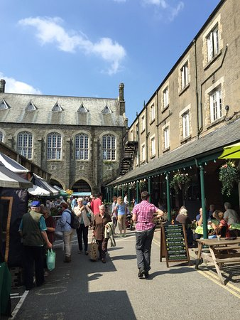 Tavistock, UK: Dukes Coffee House
