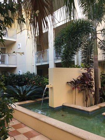 The Sebel Noosa: Garden area