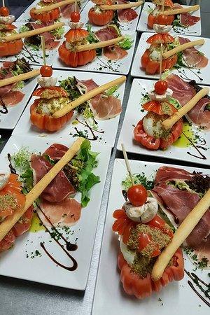 Dardilly, France: tomate mozza del Fredo
