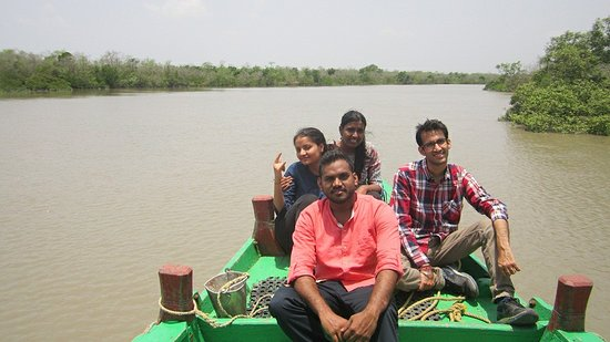Национальный парк Сундарбанс