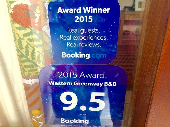 Newport, Irlanda: Award