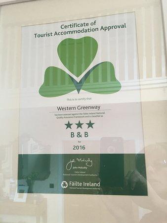 Newport, Irlanda: Failte rating