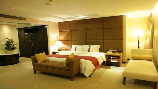 Hefei, China: Presidential Suite