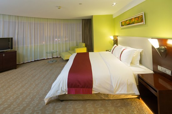 Hefei, China: Guest Room