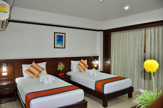 First Residence Hotel: Superior Room Twin/Double