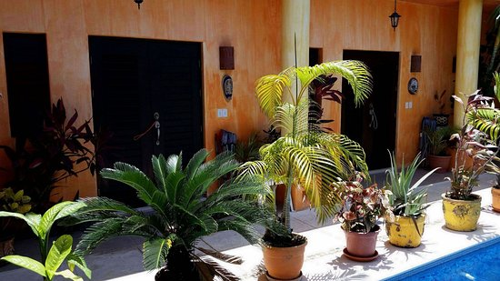 Casita de Maya: Deluxe Family Suite