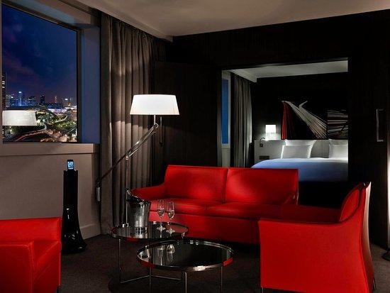 La Defense, Frankreich: Guest Room
