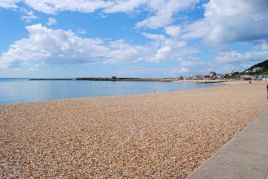 Lyme Regis, UK: Great Town