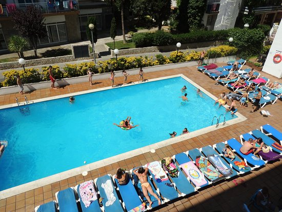 Hotel garbi park lloret de mar costa brava spain updated 2019 prices reviews and photos Girona hotels with swimming pool